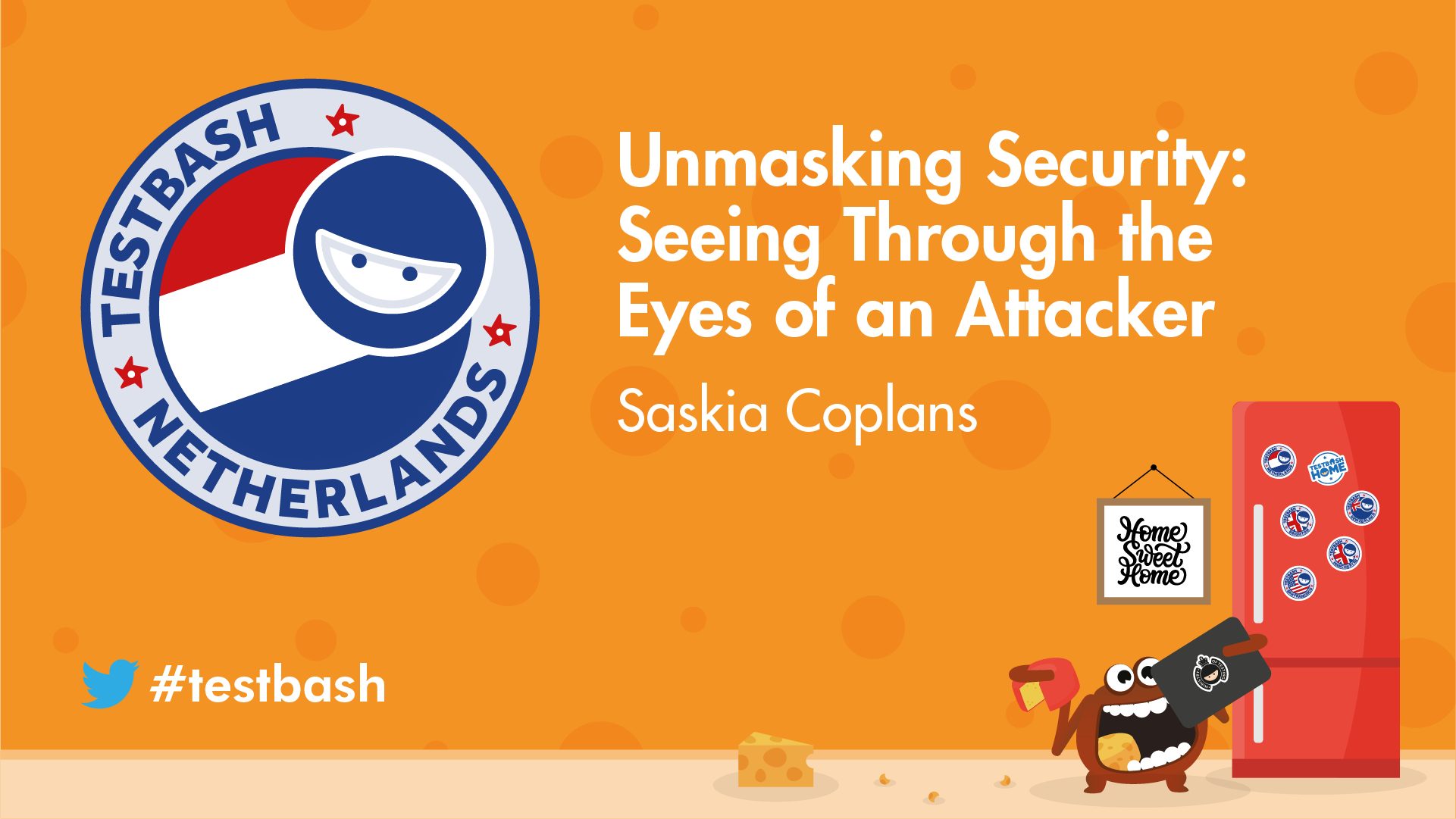 Unmasking Security: Seeing Through the Eyes of an Attacker - Saskia Coplans