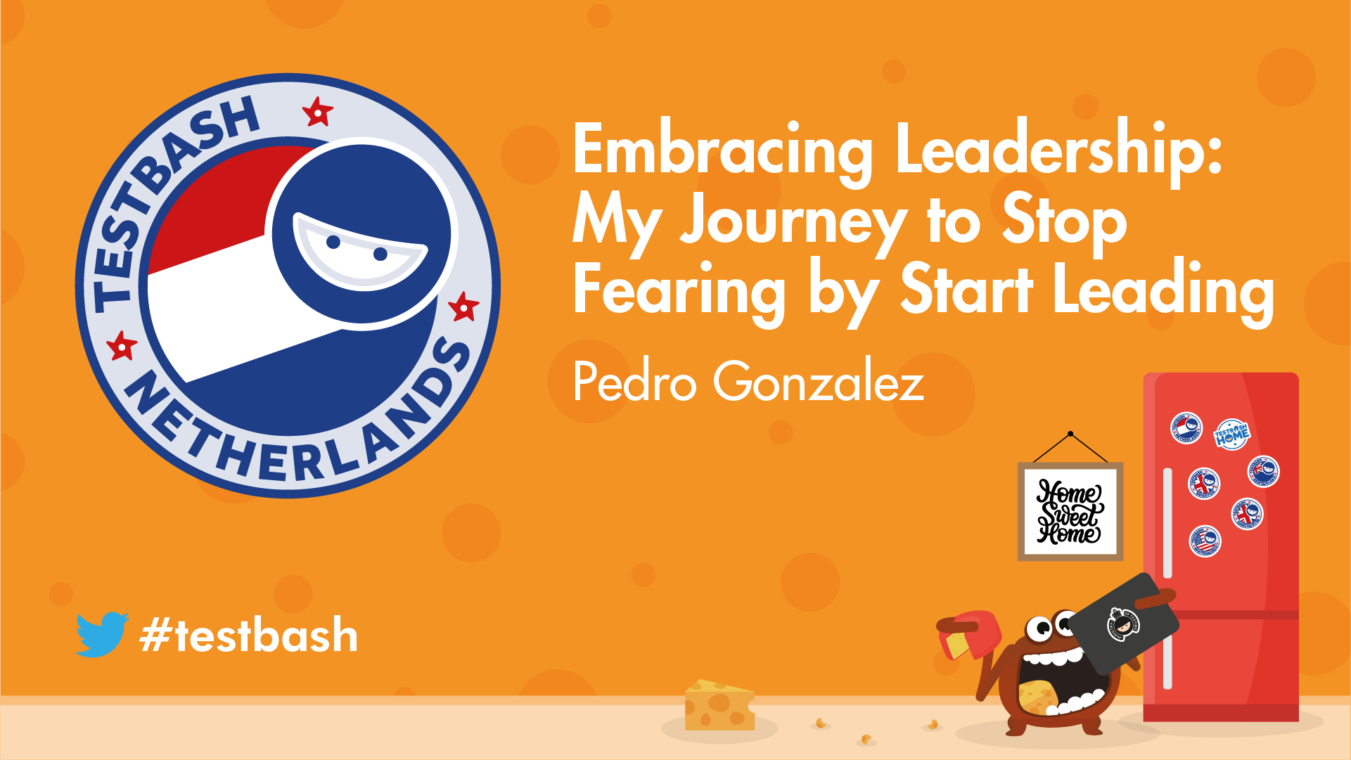 Embracing Leadership: My Journey to Stop Fearing and Start Leading - Pedro Gonzalez