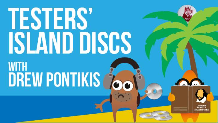 Testers' Island Discs Ep42 - Drew Pontikis