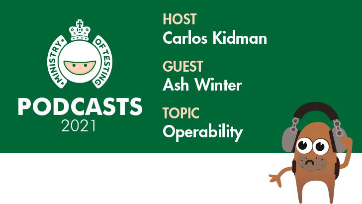 MoT Podcast - Carlos meets Ash