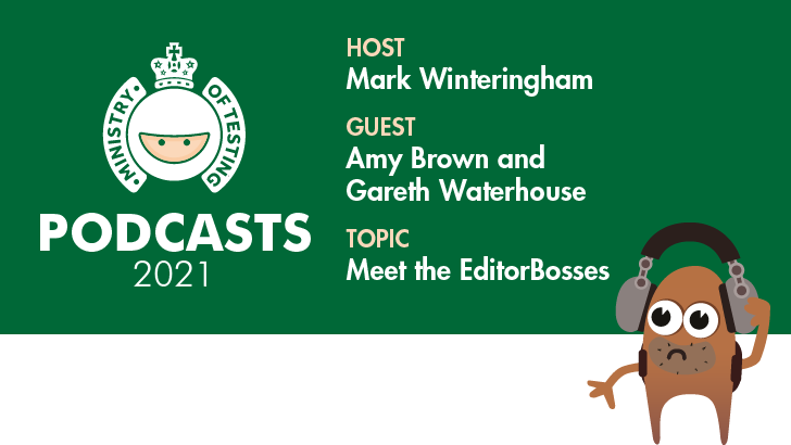MoT Podcast - Meet the EditorBosses
