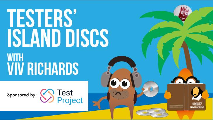 Testers' Island Discs Ep44 - Viv Richards