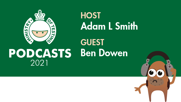 MoT Podcast - Adam meets Ben Dowen