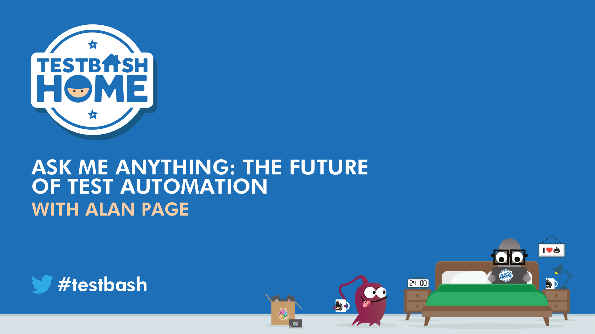 Ask Me Anything - The Future of Test Automation