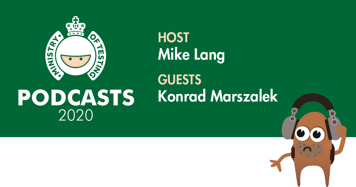 MoT Podcast - Mike Meets Konrad Marszalek