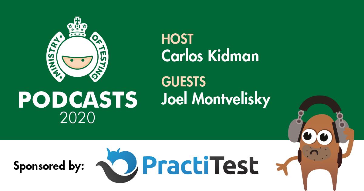 MoT Podcast - Carlos Meets Joel Montvelisky