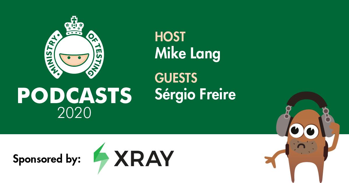 MoT Podcast - Mike Meets Sérgio Freire