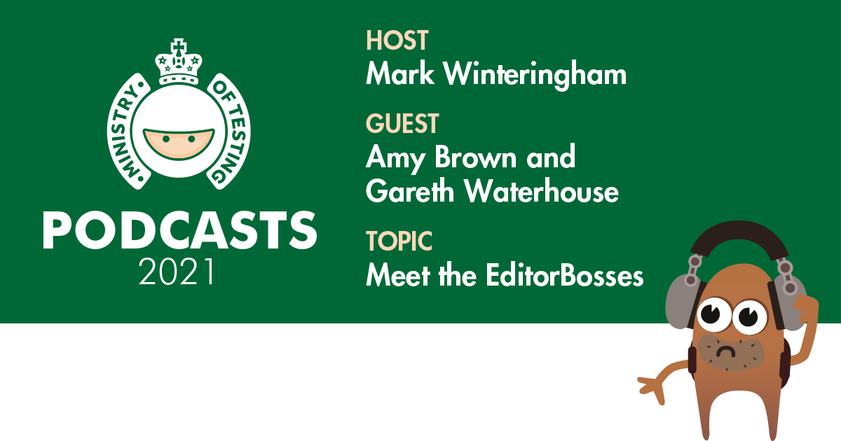 MoT Podcast - Meet the EditorBosses