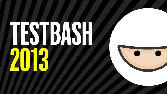 TestBash 2013