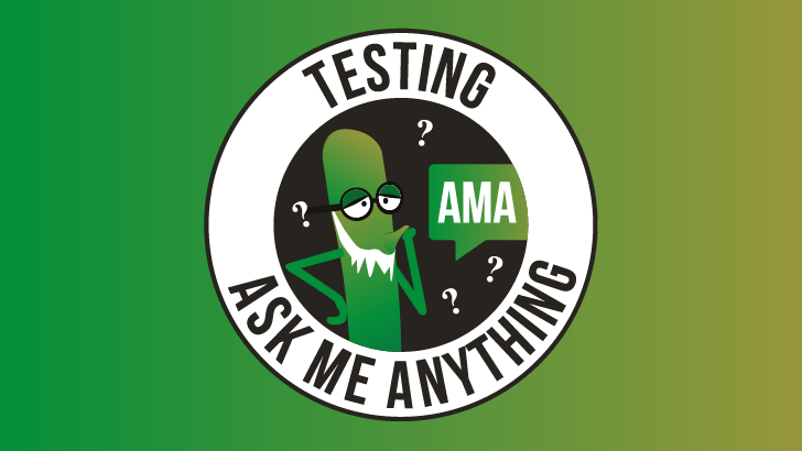 Testing Ask Me Anything
