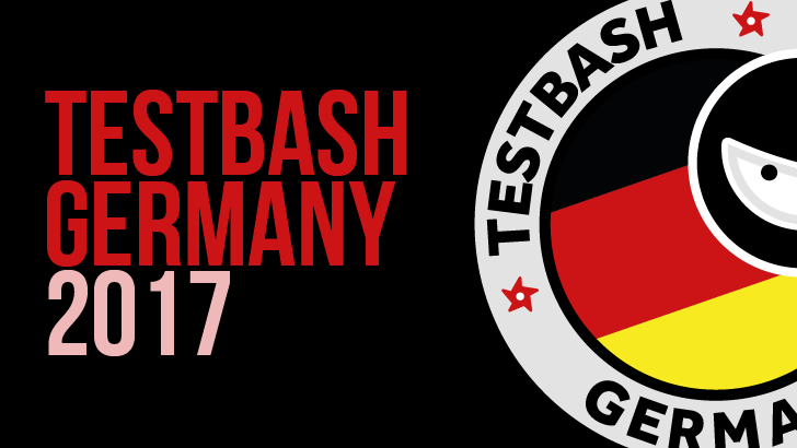 TestBash Germany 2017