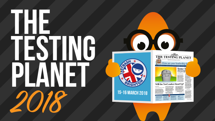 The Testing Planet 2018