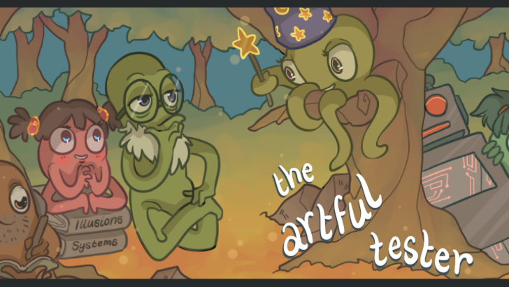 The Artful Tester
