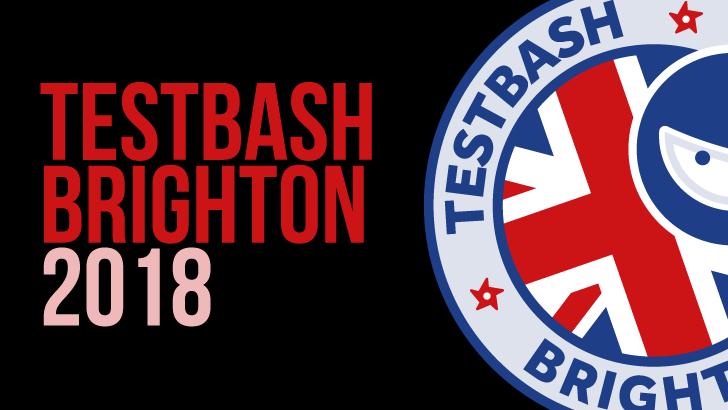 TestBash Brighton 2018