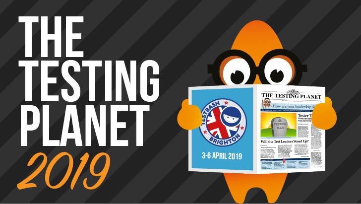 The Testing Planet 2019
