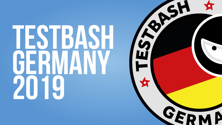TestBash Germany 2019