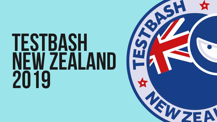 TestBash New Zealand 2019