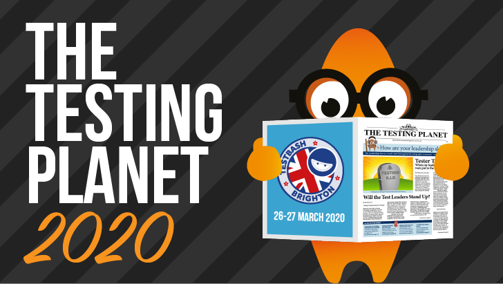 The Testing Planet 2020