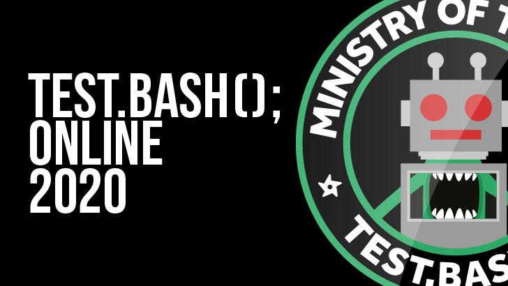 Test.bash('Online'); 2020