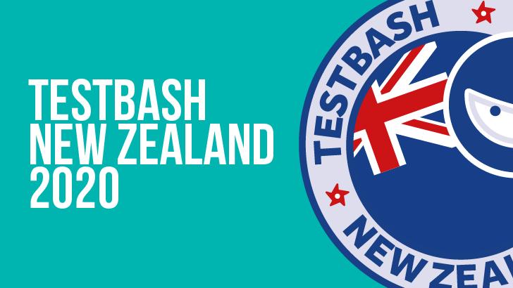 TestBash New Zealand 2020