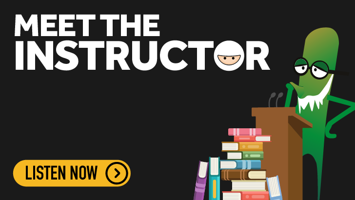 Meet the Instructor Podcasts