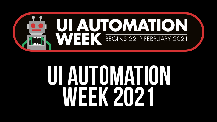 UI Automation Week 2021