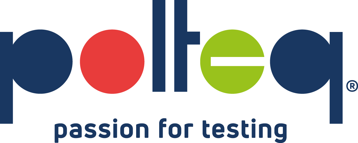 Logo polteq met payoff rgb
